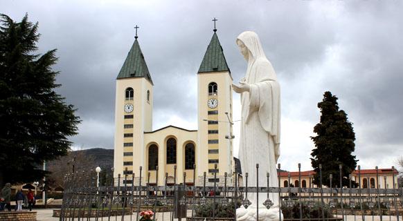 statua-madonna-medjugorje